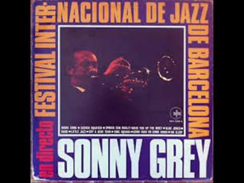 Sonny Grey.  Scotch squatch (Herb Geller)