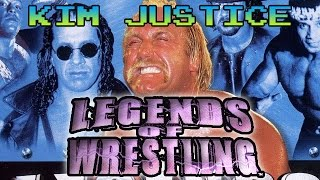Legends of Wrestling Series Review - PS2 - Kim Justice