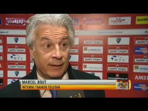 De logica van Telstar trainer Marcel Bout