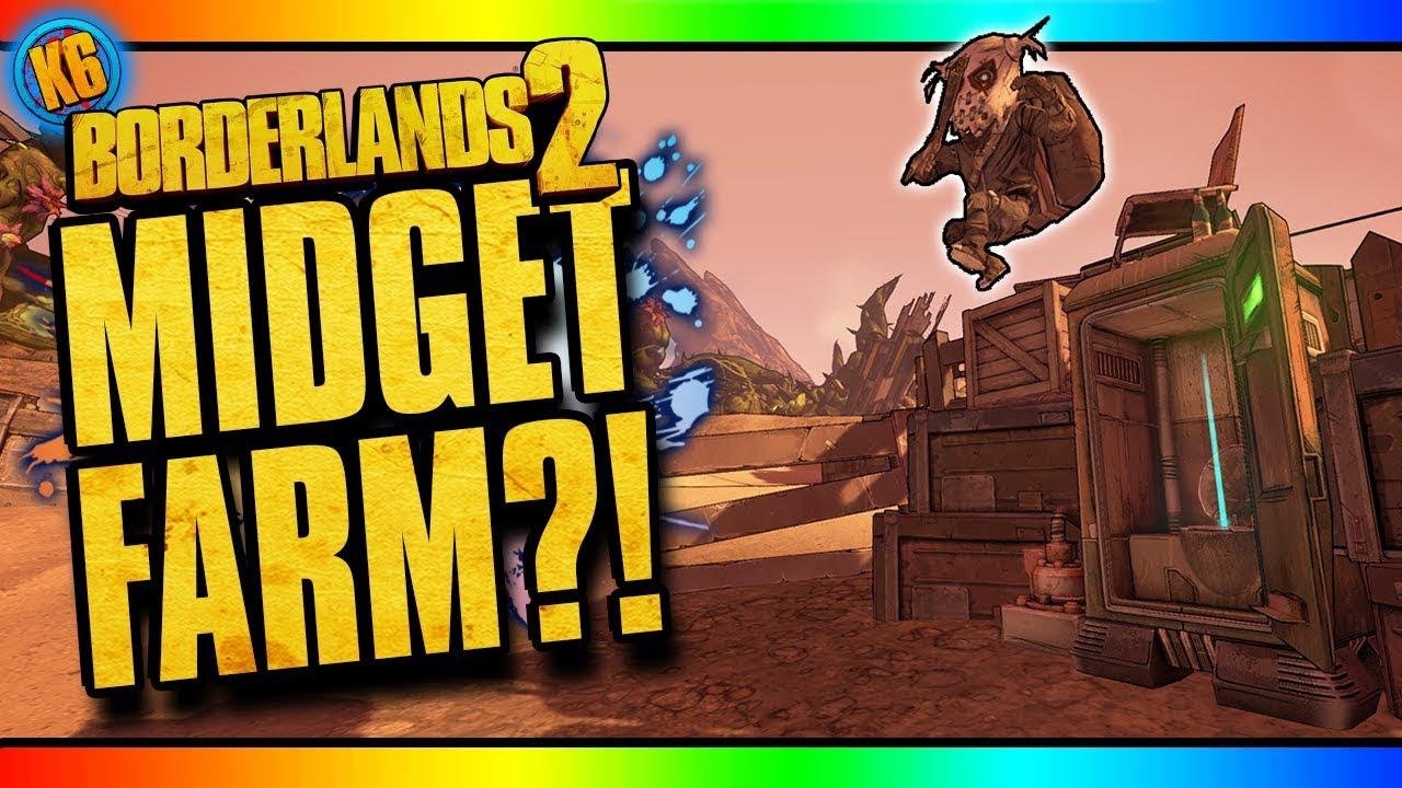 NEW MIDGET FARM!! Loot Midgets in SECONDS! - New DLC