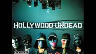 Undead - Hollywood Undead   {With Lyrics} ((CLEAN))