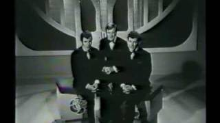 "The Lettermen 1968 TV ""Going Out of My Head / Can"