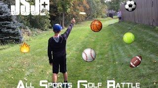 All Sports Golf Battle | JSJD