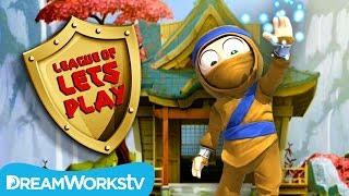 Clumsy Ninja Epic Win with Ben from BenjaminPlays | LEAGUE OF LET'S PLAY | Game #withme