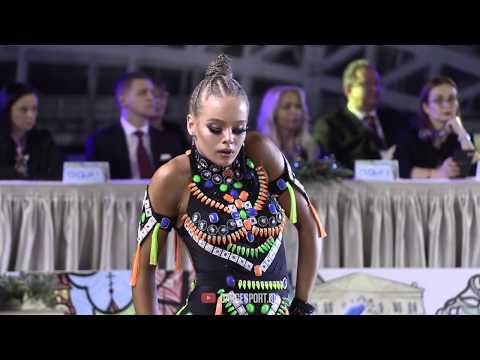 Авдеев Михаил - Наумова Ольга, Rumba, Первенство Москвы 2020
