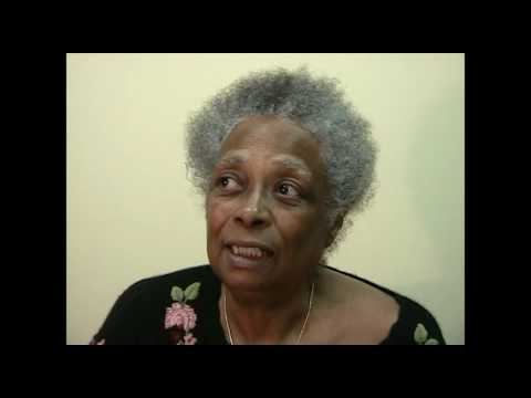 Fay Bellamy Powell interview for Voices Across the Color Line Oral History Project