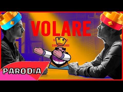 Luca Broggy - VOLARE (Parodia Clash Royale ITA)