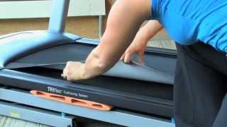 Смазывание беговой дорожки Horizon Fitness(, 2013-04-23T05:37:28.000Z)