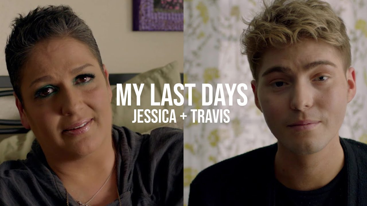 Download Meet Jessica and Travis, Spreading a Message of Love and Happiness | My Last Days