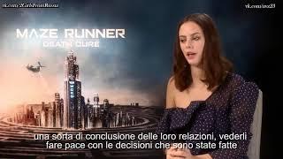 Кая Скоделарио рассказывает о Терезе и фильмах