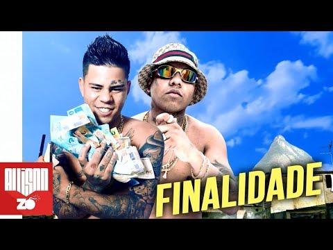 MC Lon e MC Magal - Finalidade (Djay W) (Áudio Oficial 2018)
