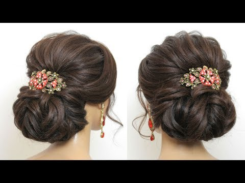 new-bridal-hairstyle-for-long-hair.-wedding-low-bun-updo-tutorial