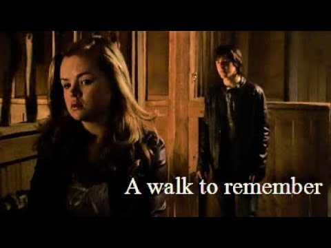 A walk to remember-Badger/Mallory (Heartland) - YouTube