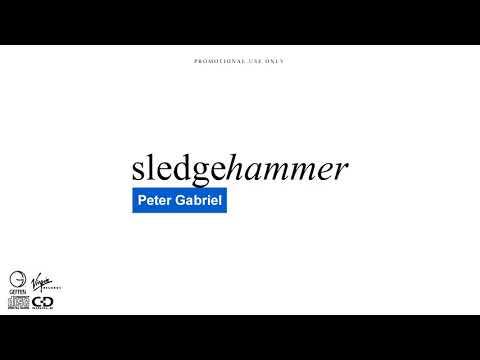 Peter Gabriel - Sledgehammer (Promotional Dance Mix)