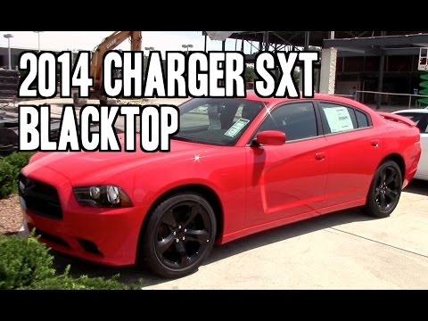 2014 dodge charger sxt blacktop review youtube. Black Bedroom Furniture Sets. Home Design Ideas