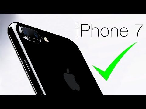 10 Reasons Why You Should Buy iPhone 7