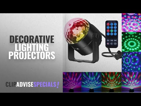 10 Best Decorative Lighting Projectors [2018 Best Sellers] | Outdoor Lighting