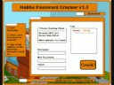Habbo Hotel Password Cracker - HPC