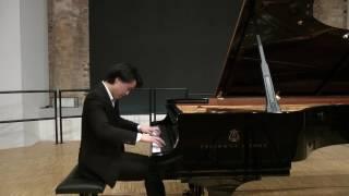 """F. Liszt, Étude d'exécution transcedante Nr. 5, """"feux follets"""" - Marcel Mok"""
