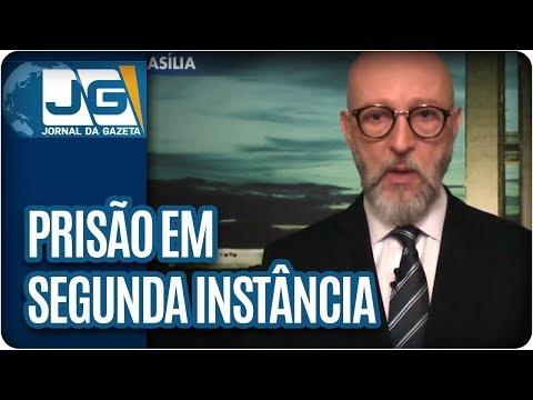 Josias de Souza/O debate sobre a prisão em segunda instância no Supremo