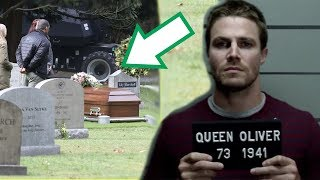 *MAJOR SPOILER* Death Confirmed! Season 7 Opening LEAKED! - Arrow Season 6