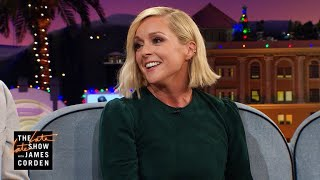 Jane Krakowski Helped Run an Illegal Magic Show