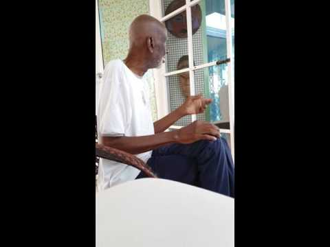Dr. Sebi's message right before he passed away 2016 part 1