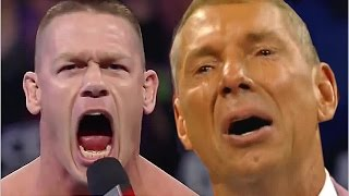 10 Reasons Why John Cena Is Angry at WWE and Could Retire Soon