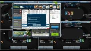 Покер VOD. Рум: William Hill Poker. Дисциплина: NL20 MSS