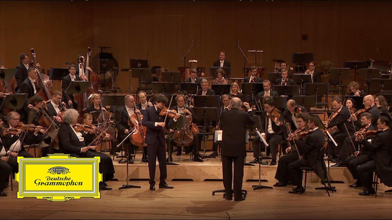 Daniel Lozakovich & Valery Gergiev – Beethoven: Violin Concerto D Major,III. Rondo Allegro (excerpt)