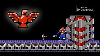 Classic Contra Game - Contra NES - Introduction