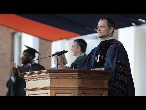 UVA President Jim Ryan's Inaugural Address