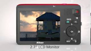 Nikon COOLPIX S6300 Product Tour