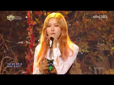 Black pink Rose' is Circus girl @ King of Mask Singer , Why