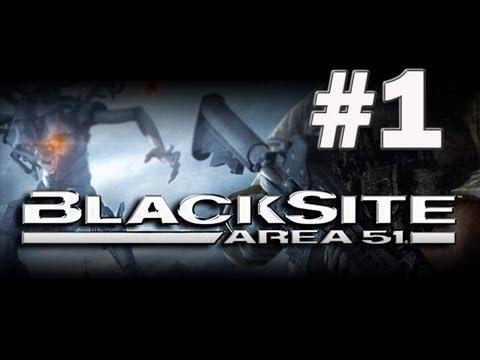 Прохождение BlackSite: Area 51 (Часть 1)