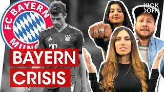 FC Bayern Munich in crisis | What are the reasons? | Kovac, Hoeneß, Lewandowski