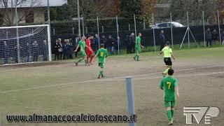 Promozione Girone A Viaccia-Montespertoli 0-2