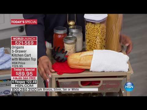 HSN   Kitchen Time Savers featuring Debbie Meyer 02.21.2017 - 05 PM