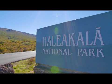 Haleakala National Park Sunrise & Zip Tour - Video