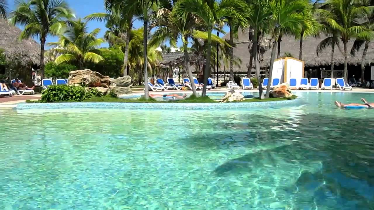 Sandals Royal Hicacos Varadero Cuba Pool Youtube