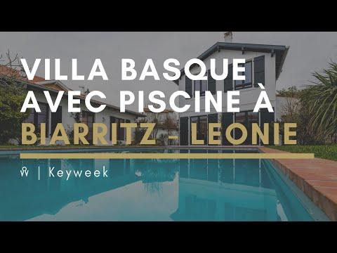 Keyweek | VILLA DE VACANCES LEONIE | 10 Voyageurs à Biarritz