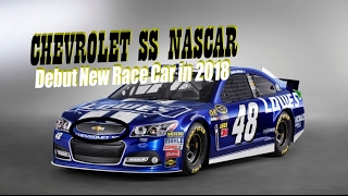 Chevrolet NASCAR SS Race Car 2013 Videos