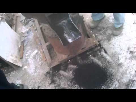 look  what happened? China use this make organic fertilizer SKJ fertilizer granulator