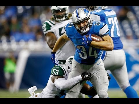 Zach Zenner 2015 Highlights