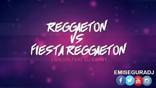 EMI SEGURA ✘ REGGAETON VS FIESTA REGGAETON