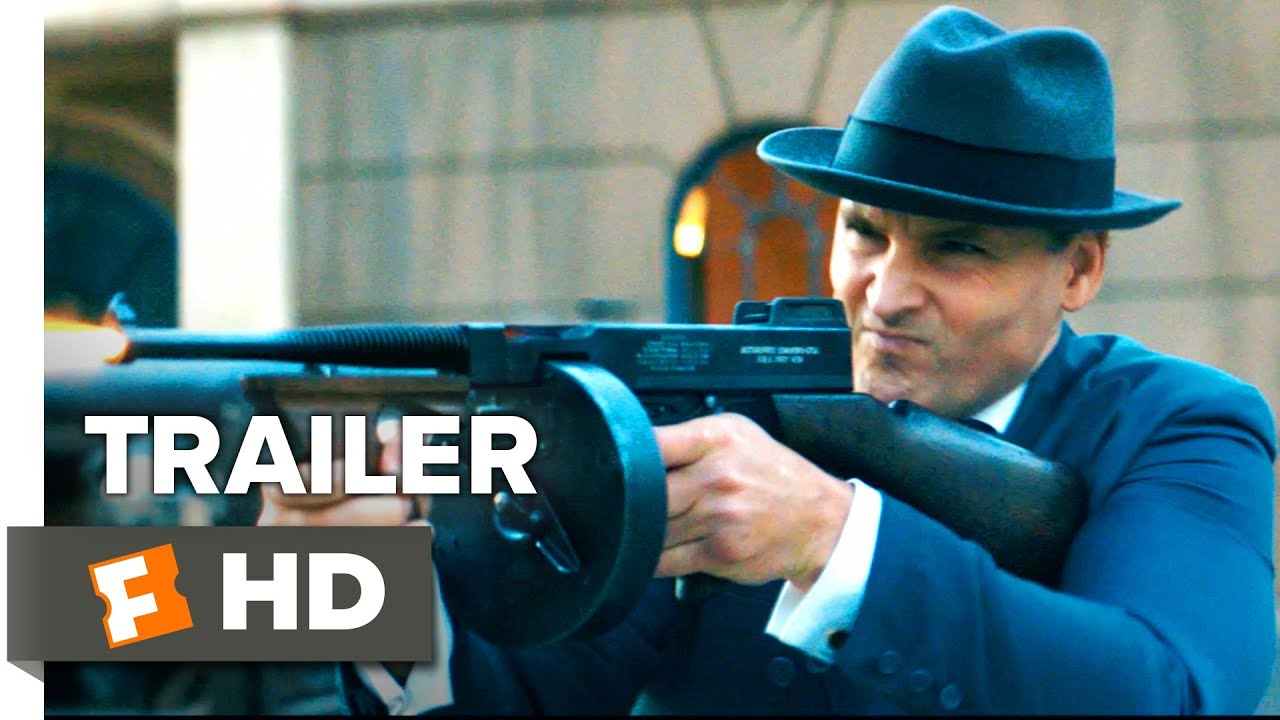 Tom Hardy Transforms Into Al Capone in First Trailer for Gangster ...