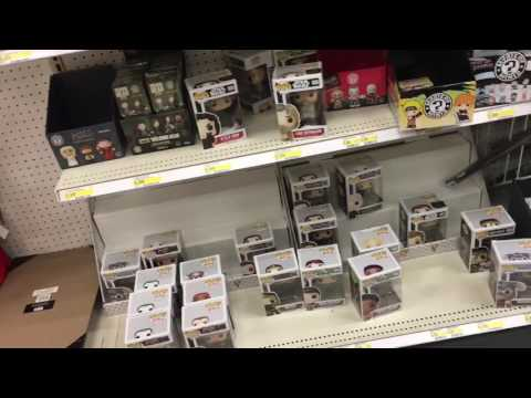 Funko Pop Hunt: Armless Winter Soldier, Star Wars Sets and A
