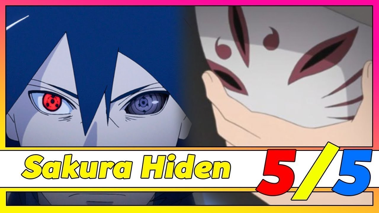 Sasuke VS Kido! Sakura Hiden: Thoughts Of Love Part 5