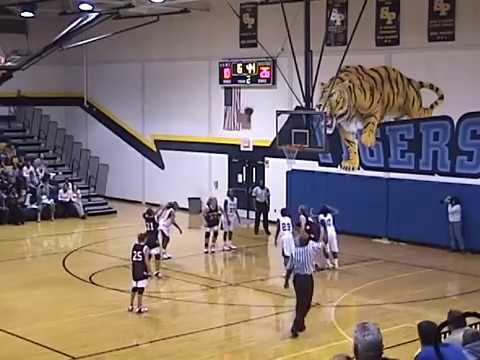 RRHS vs. Stony Point Girls Basketball 2005
