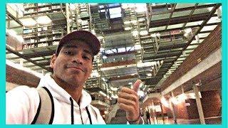SE ACABARON LAS VACACIONES D: / Fui a la Biblioteca Vasconcelos